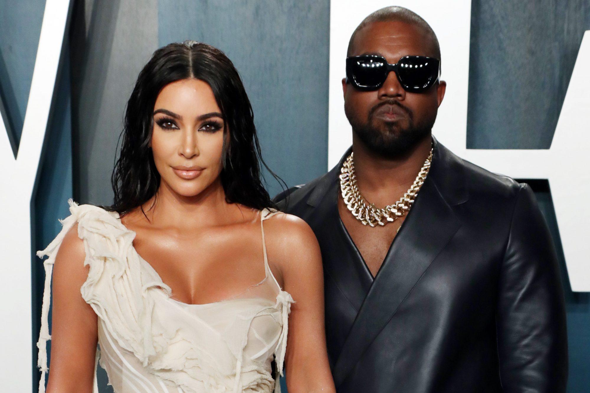 Kim Kardashian Shares Sweet Birthday Tribute to Kanye West - Kimye Divorce  Instagram