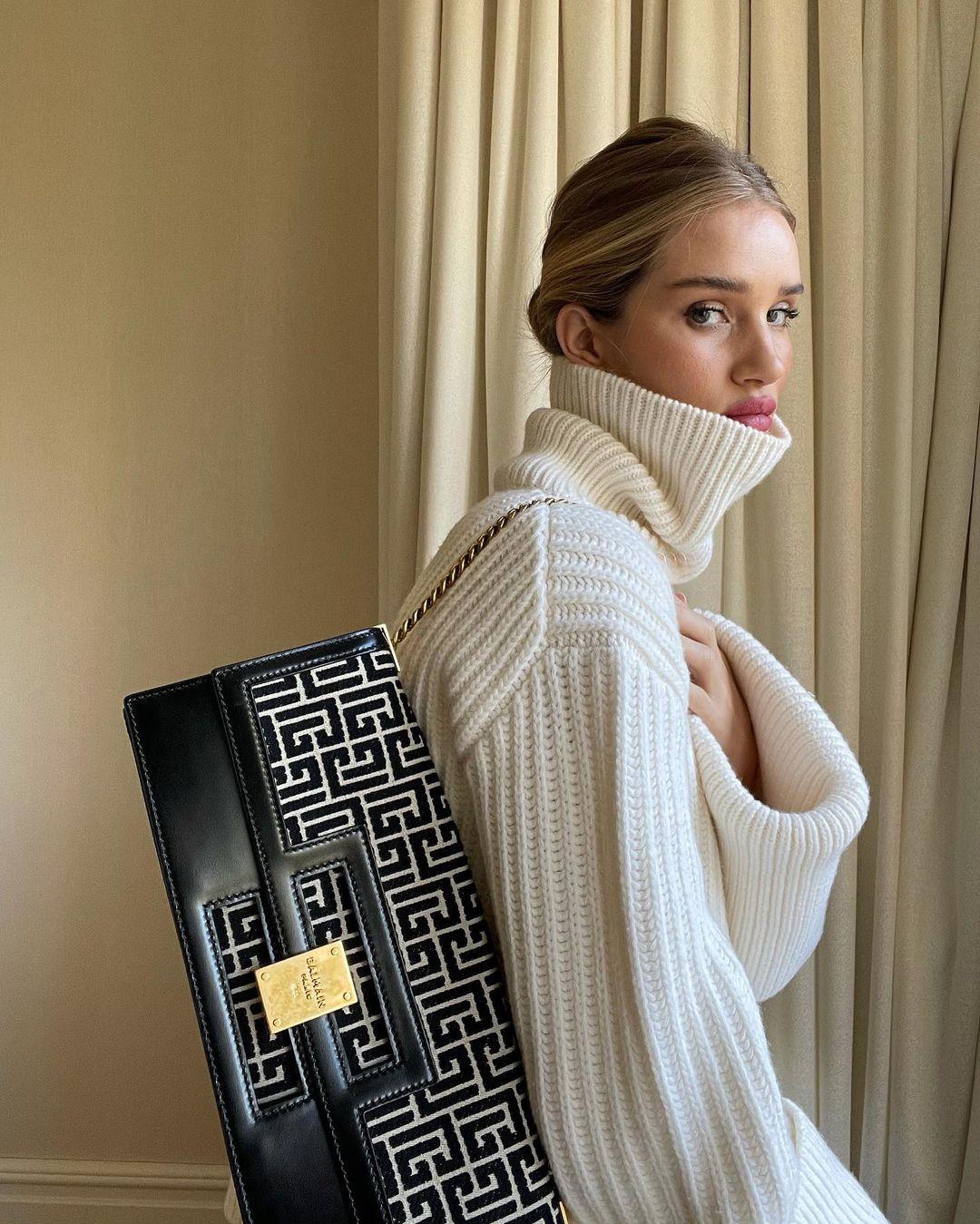 How To Recreate Rosie Huntington-Whiteley's Model Style - Rosie Huntington-Whiteley Model
