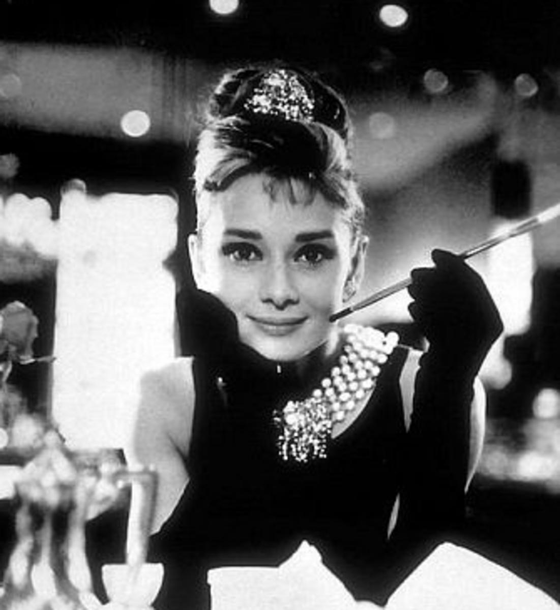 An Audrey Hepburn TV Series is Coming Soon - Audrey Hepburn Biopic TV Show Tiffany's