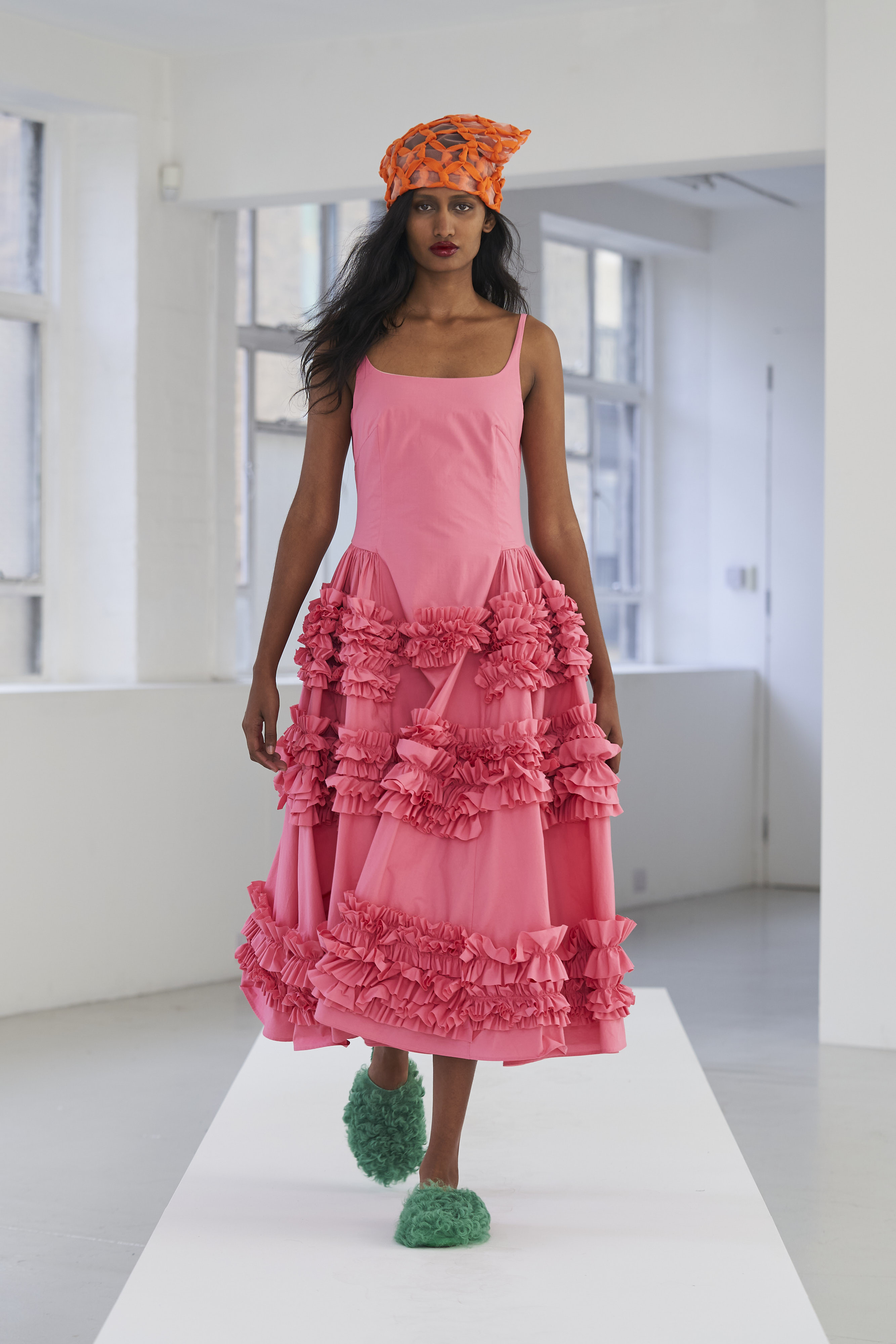 Think Pink: Spring/Summer 2021's Standout Color - Pink Fashion Runway Art Jewelry Travel