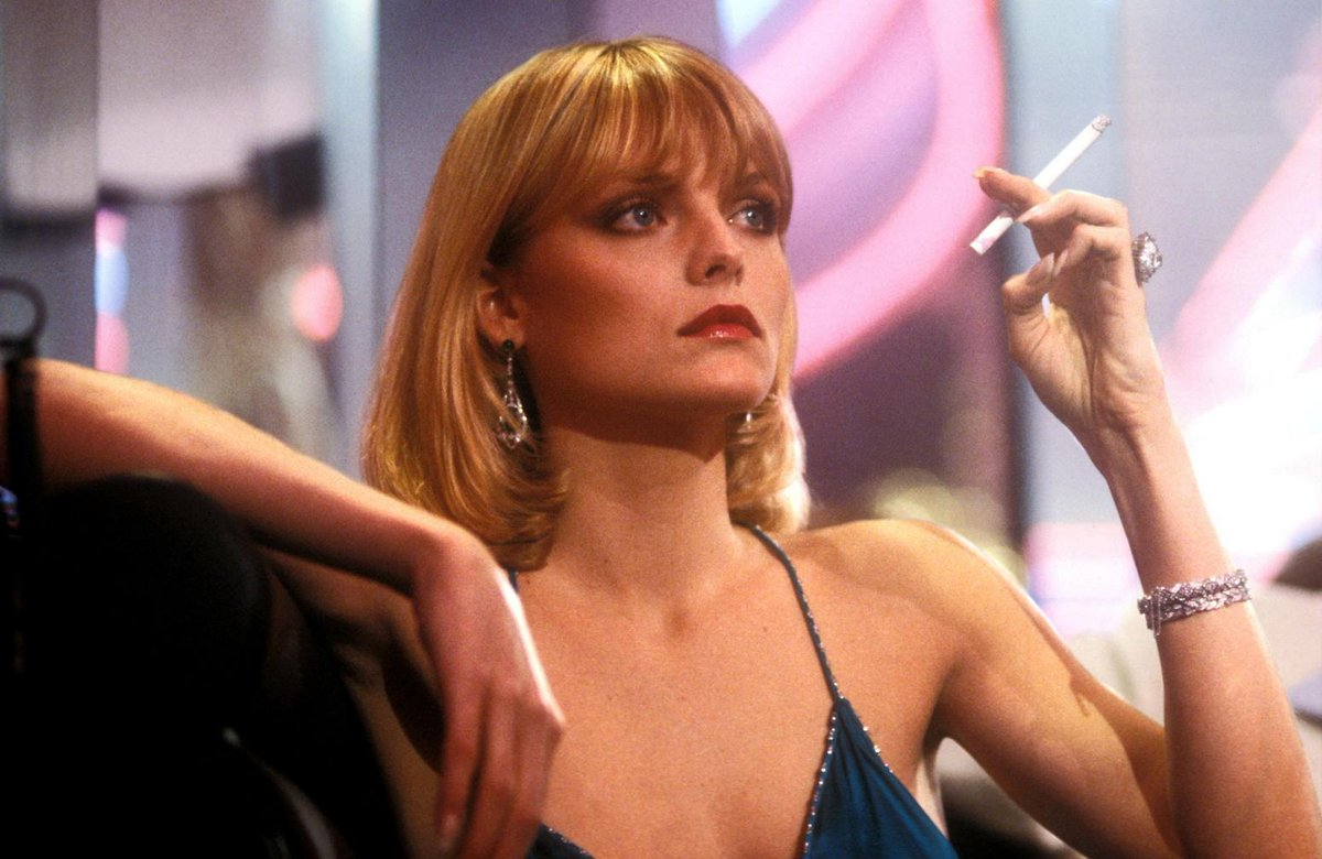 Looking Back at Michelle Pfeiffer's Most Iconic Movie Roles - Scarface Catwoman