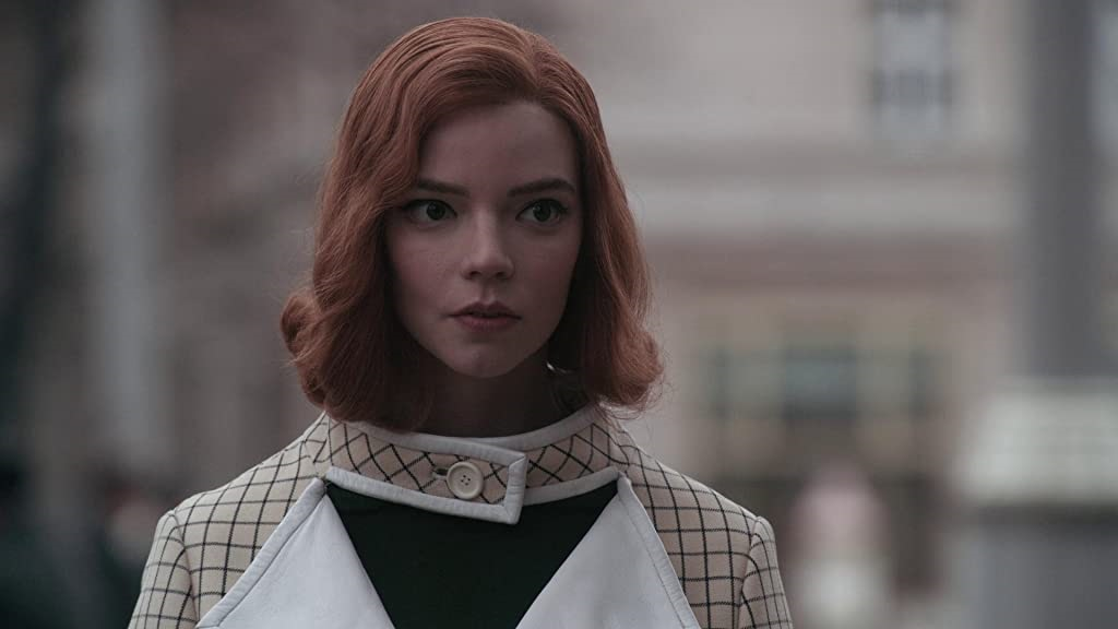 Anya Taylor-Joy Talks Season 2 of 'The Queen's Gambit' - The Queen's Gambit Netflix