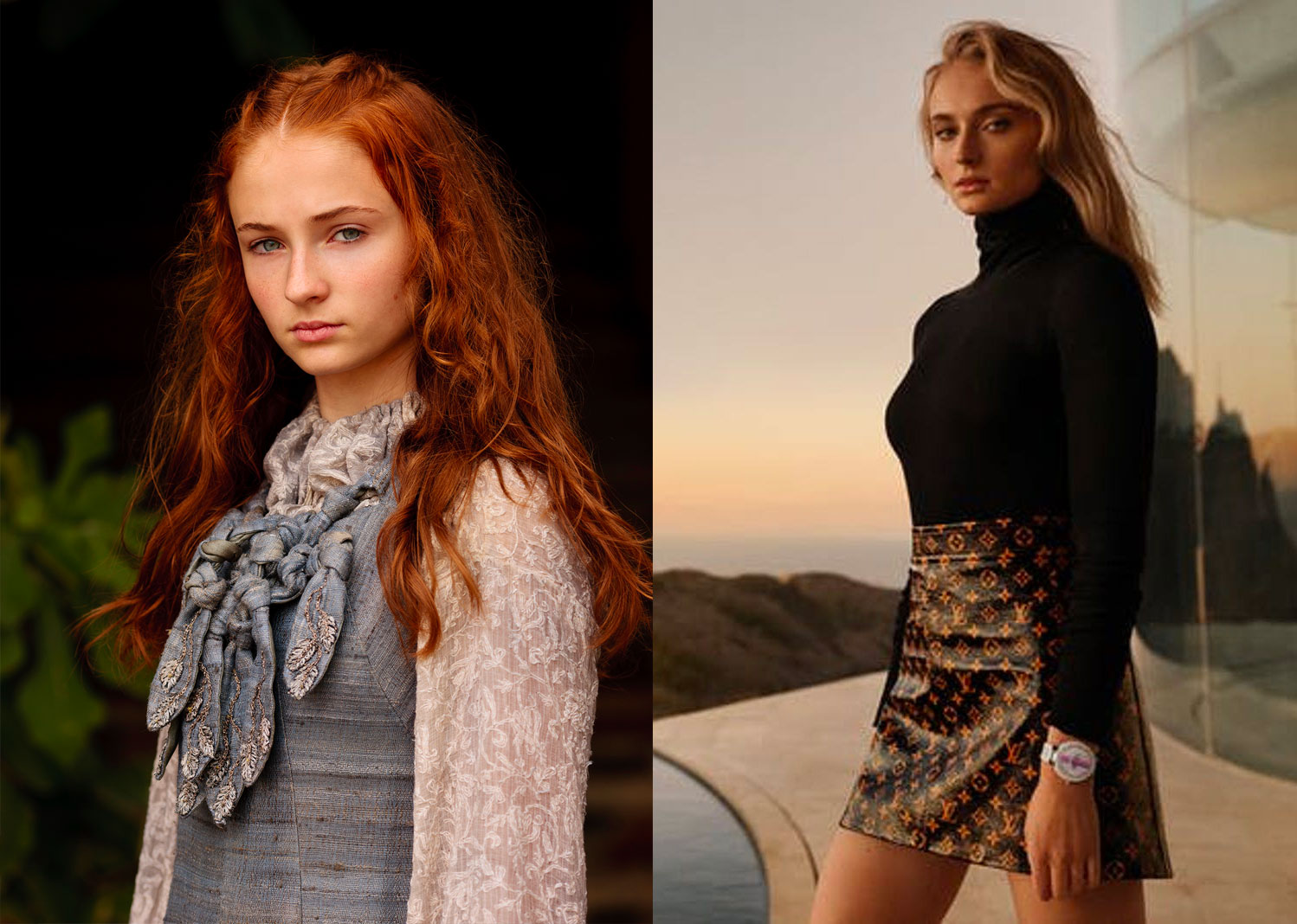 "How are the ""Game of Thrones"" actresses 10 years later?"
