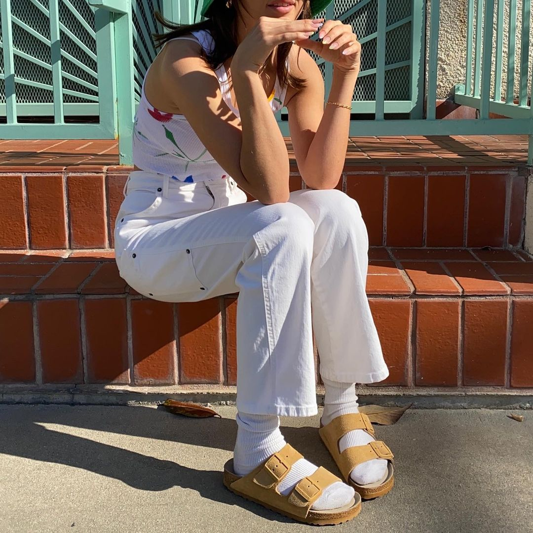 These Are the 5 Sandal Trends to Wear This Summer - Slides Flip Flops Platform Sandals