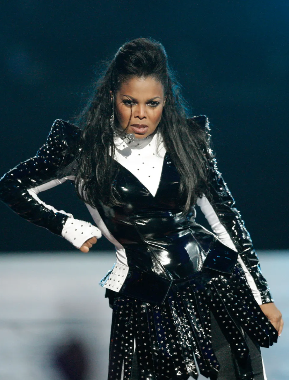 Janet Jackson's Most Iconic Stage Style Looks - Nipplegate Husband Songs