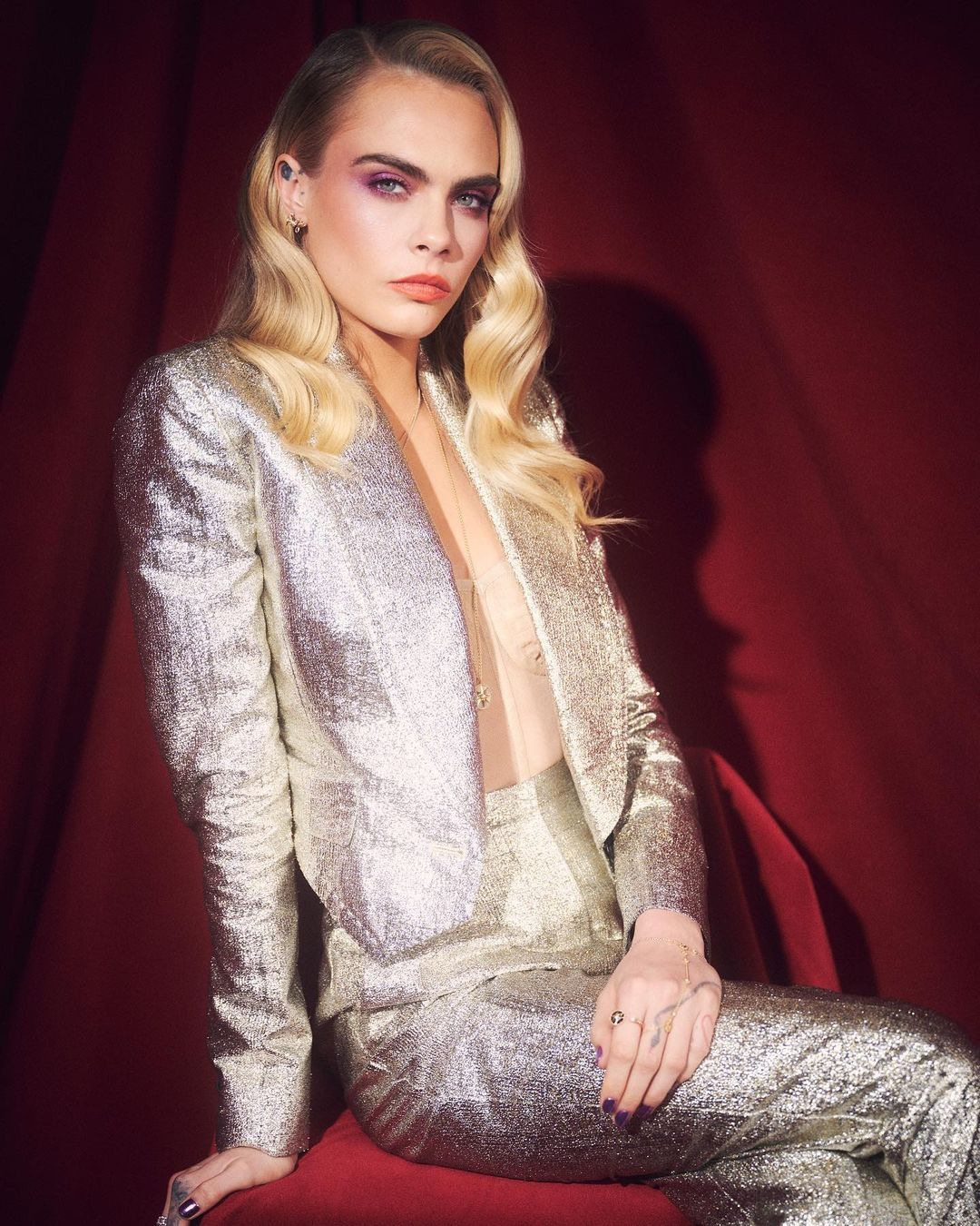 Cara Delevingne Sells Intimate NFT Video for Charity - Cara Delevingne NFT Nude Video NFT