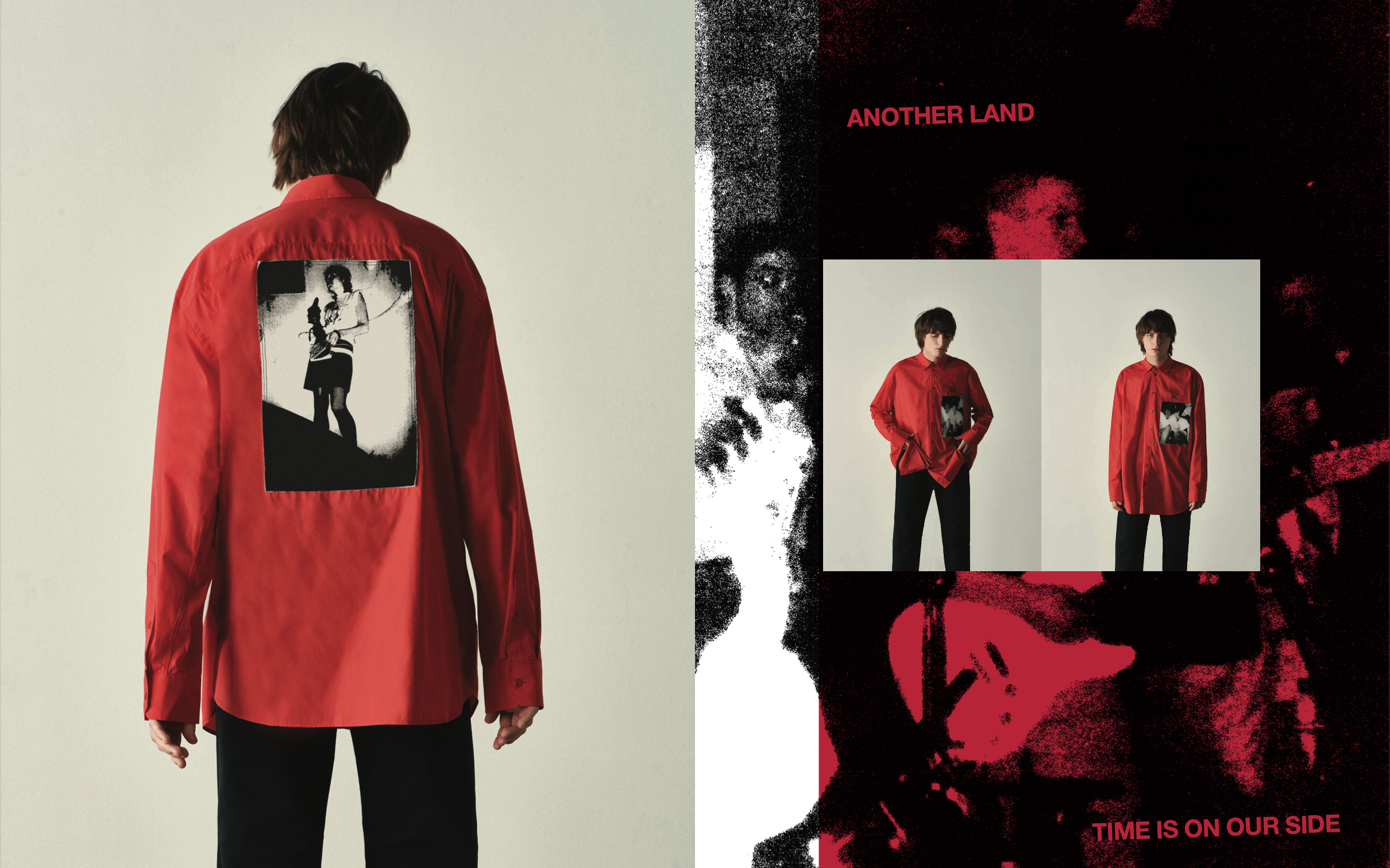 Raf Simons Dives into the Archives for New Collection with Fred Perry - Spring Summer 2021