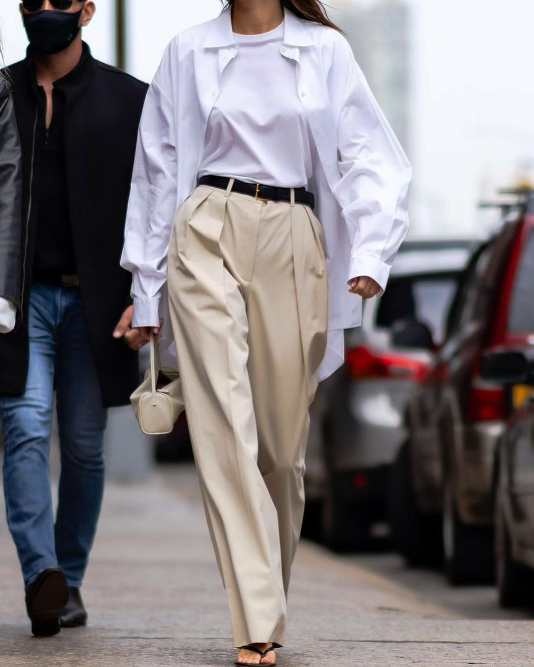 Pleated Pants are the Latest '80s Trend to Make a Comeback