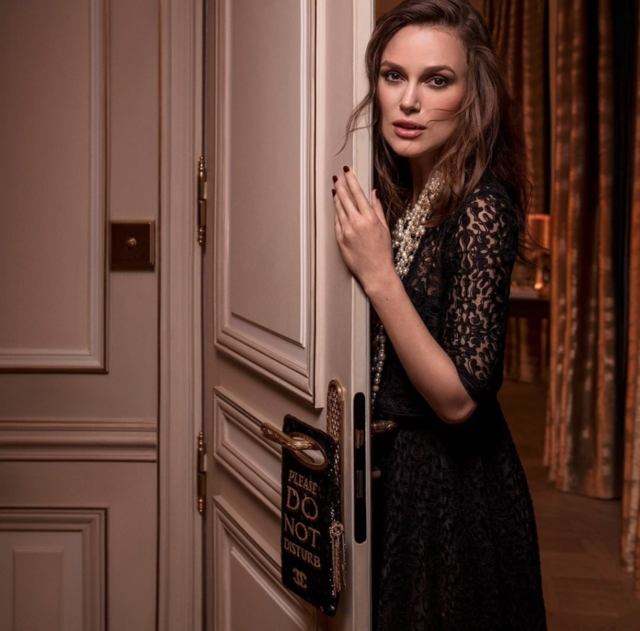Keira Knightley Reveals That She Only Wore Chanel During Quarantine