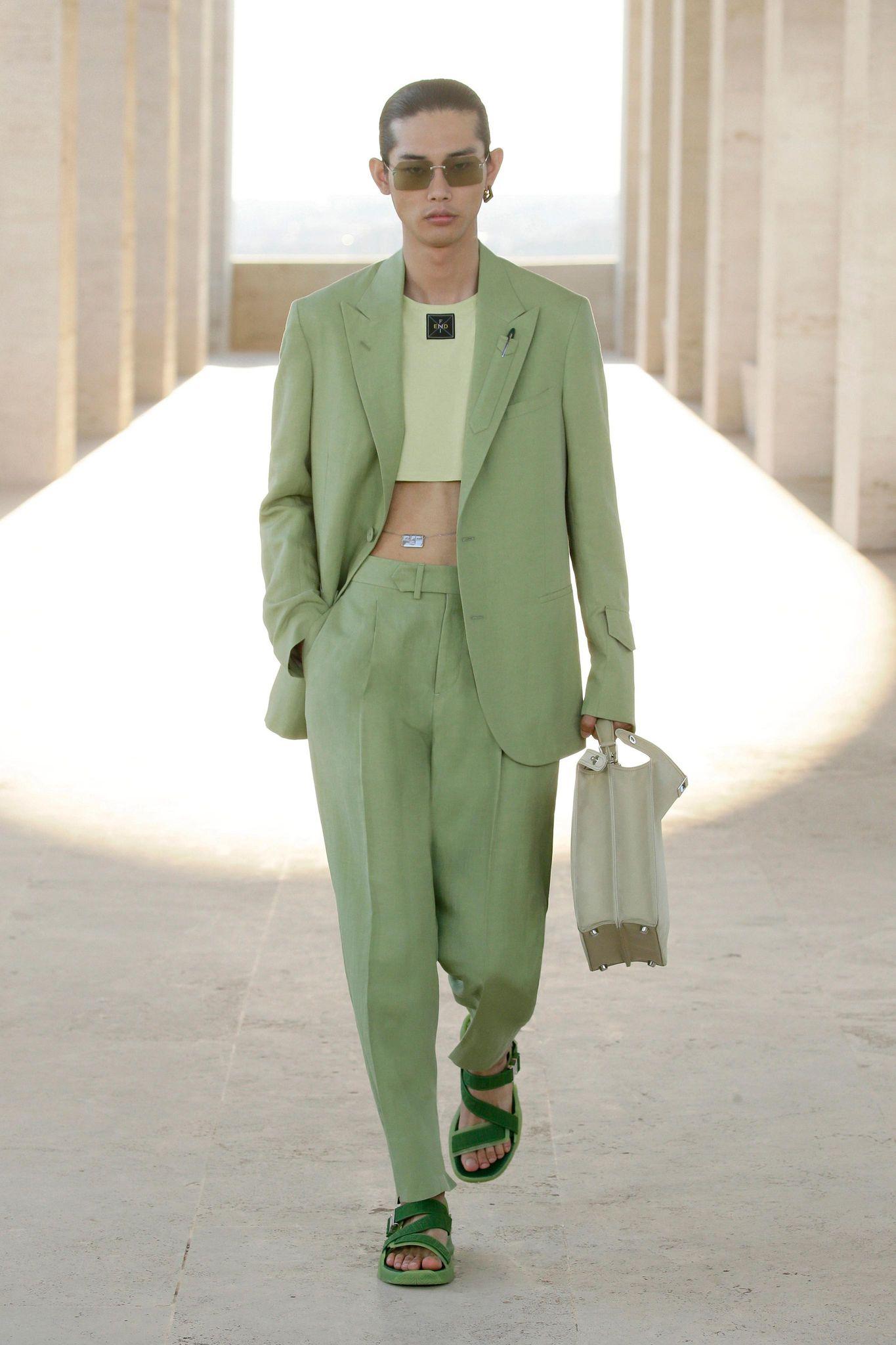 10 Fashion Trends from Milan Fashion Week Men's Spring/Summer 2022 - Prada Fendi Etro