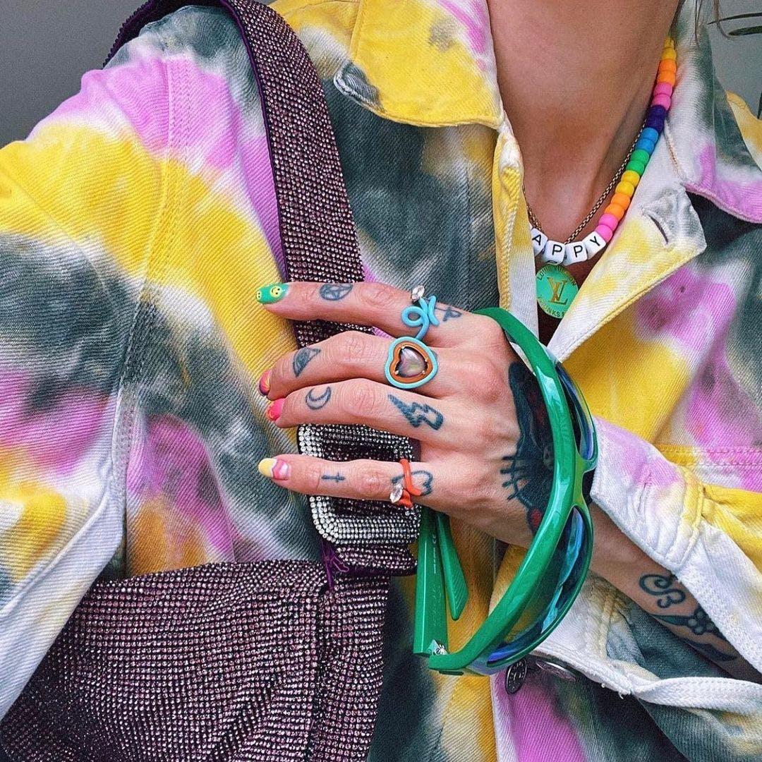 The 10 Best Enamel Jewelry Pieces to Shop Now - Jewelry Fashion Trend Bea Bongiasca