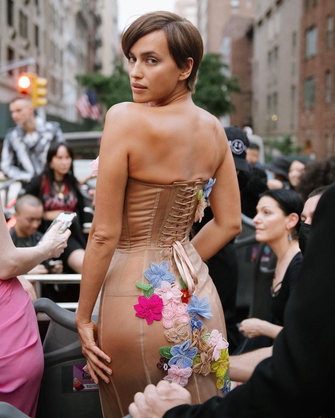 Irina Shayk Opens Up About Kanye West Fling — Irina Shayk Kanye West Dating Kim Kardashian