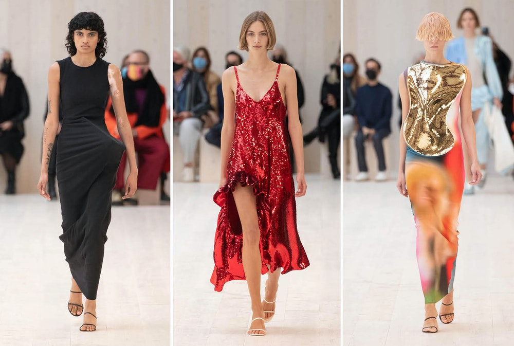 Every Look from Loewe's Spring/Summer 2022 Collection — PFW Runway Jonathan Anderson