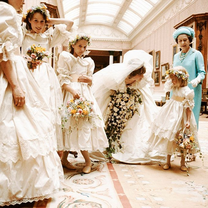 The 8 Most Extravagant Celebrity Weddings of All Time - Famous Weddings Princess Diana