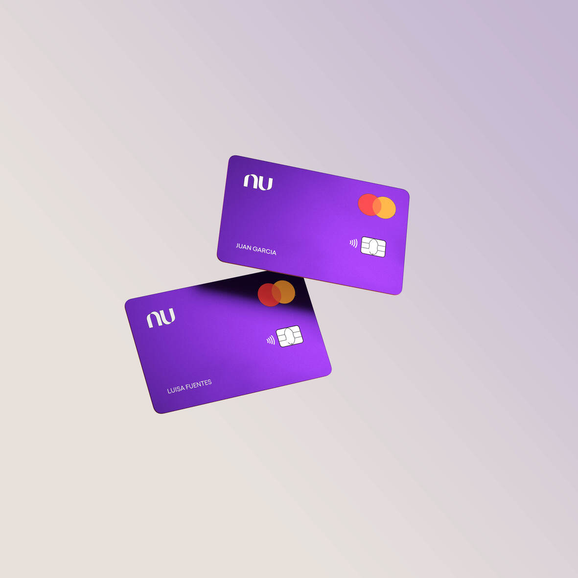 Sobre la tarjeta Nu