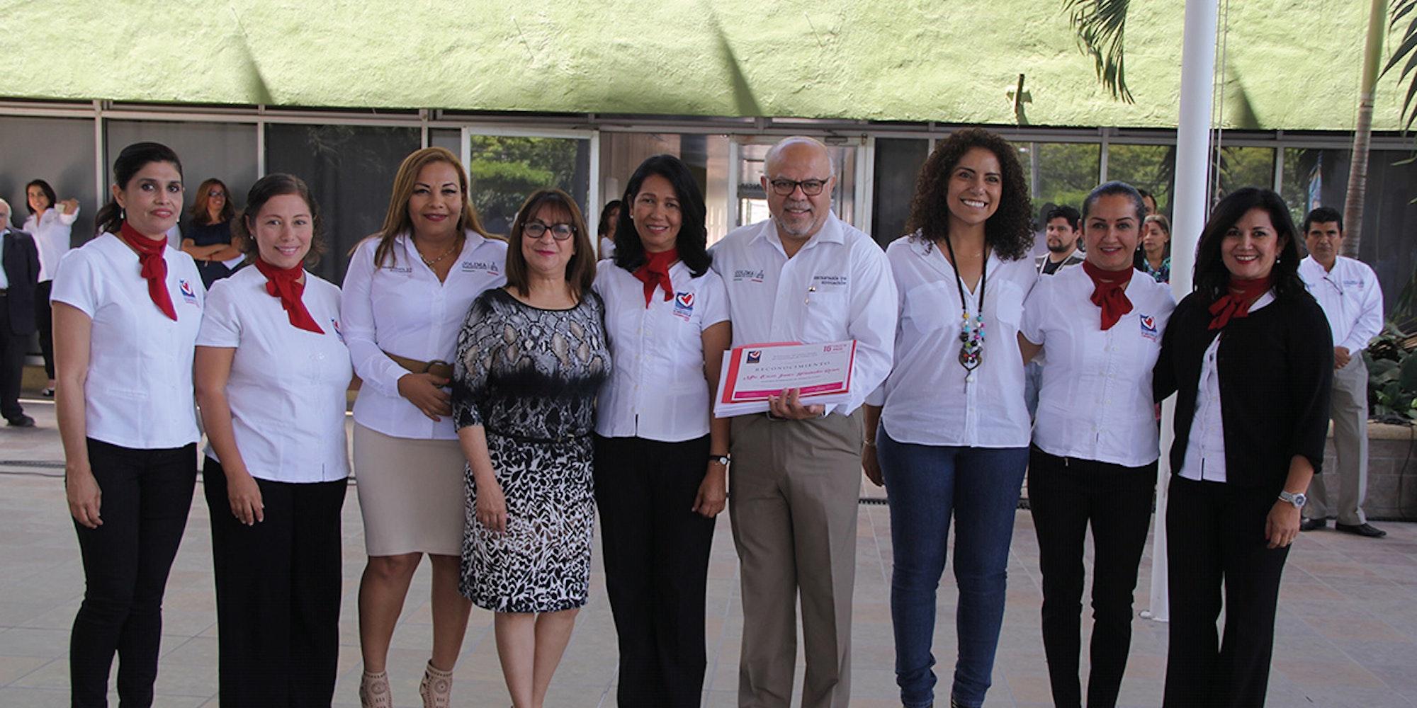 Cover Image for El Patronato de Cancerología reconoce apoyo de la Secretaría de Educación