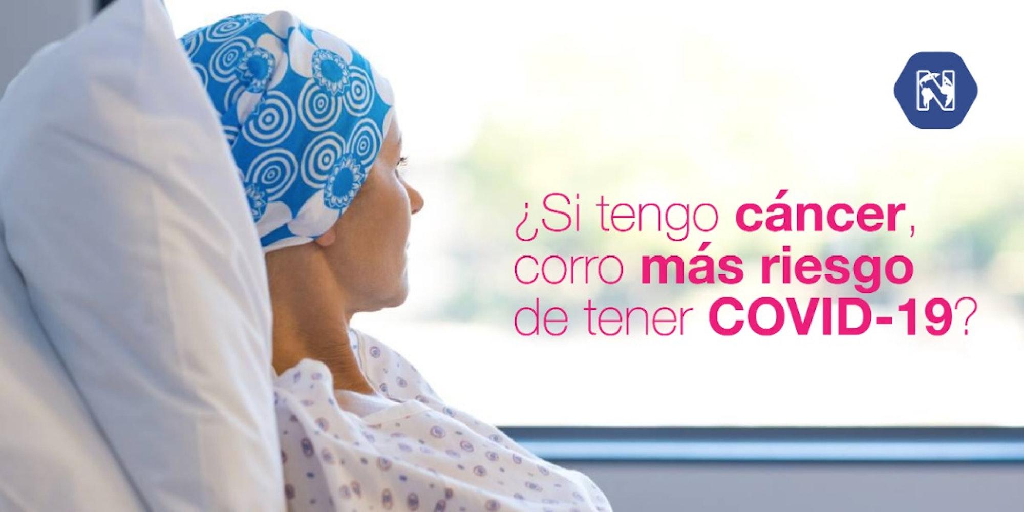 Cover Image for Coronavirus: información para las personas con cáncer