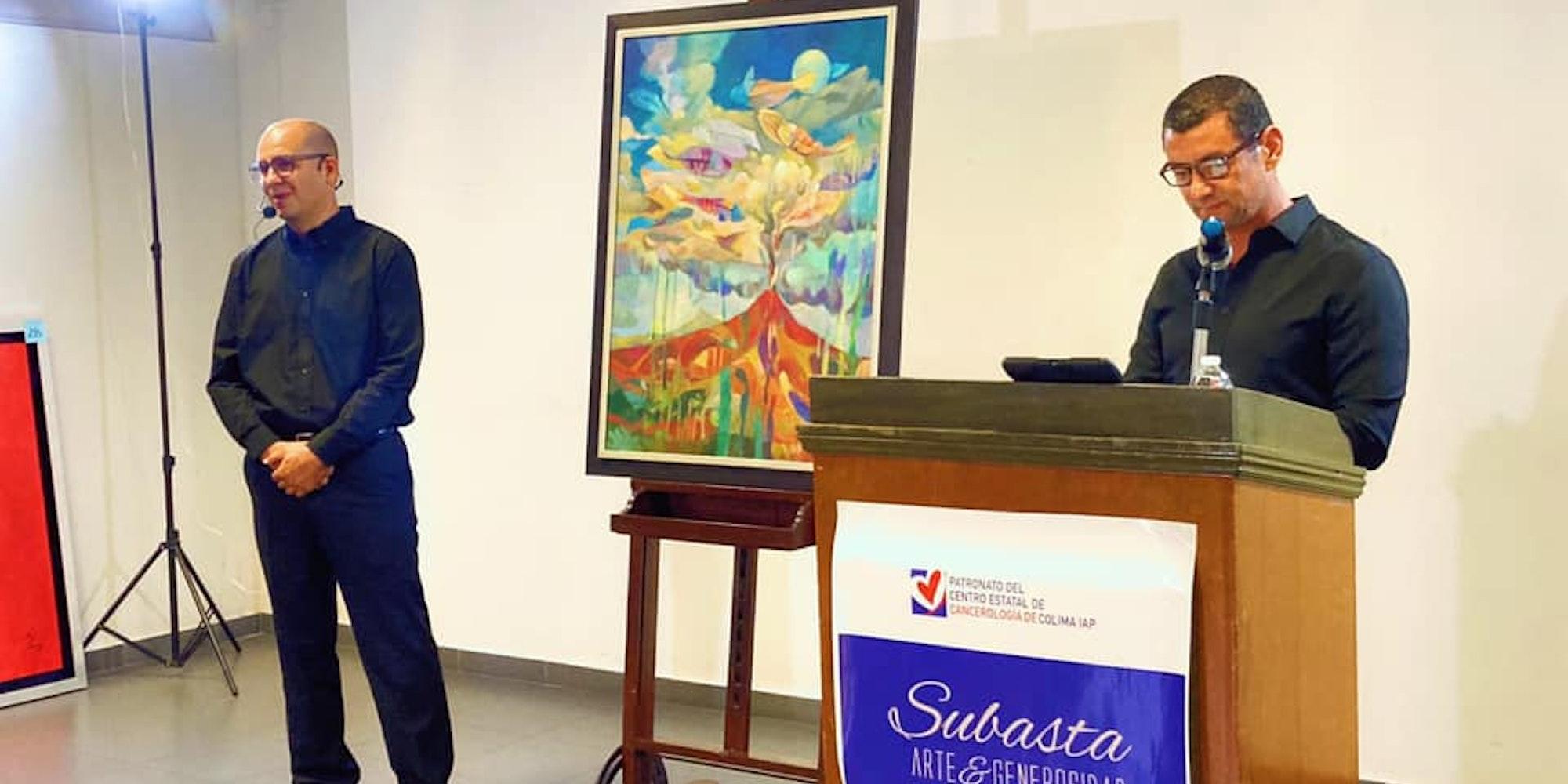 Cover Image for ¡Subasta Arte & Generosidad 2020 Online!