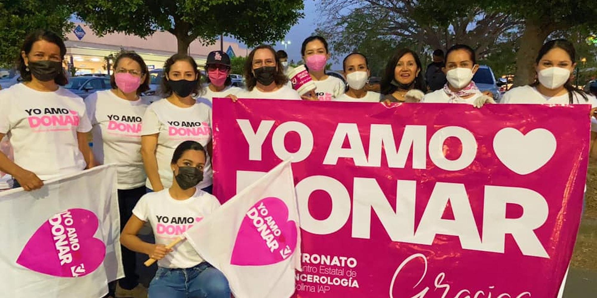 Cover Image for Colecta 2021: Punto de Encuentro