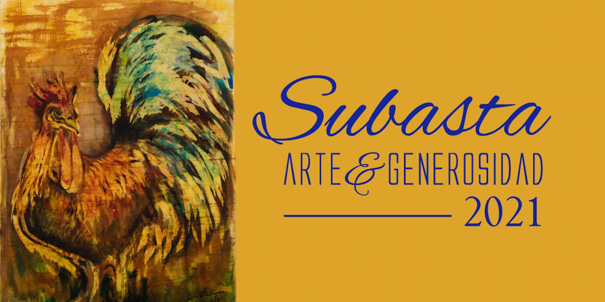 Cover Image for ¡Se acerca la Subasta Arte & Generosidad 2021!