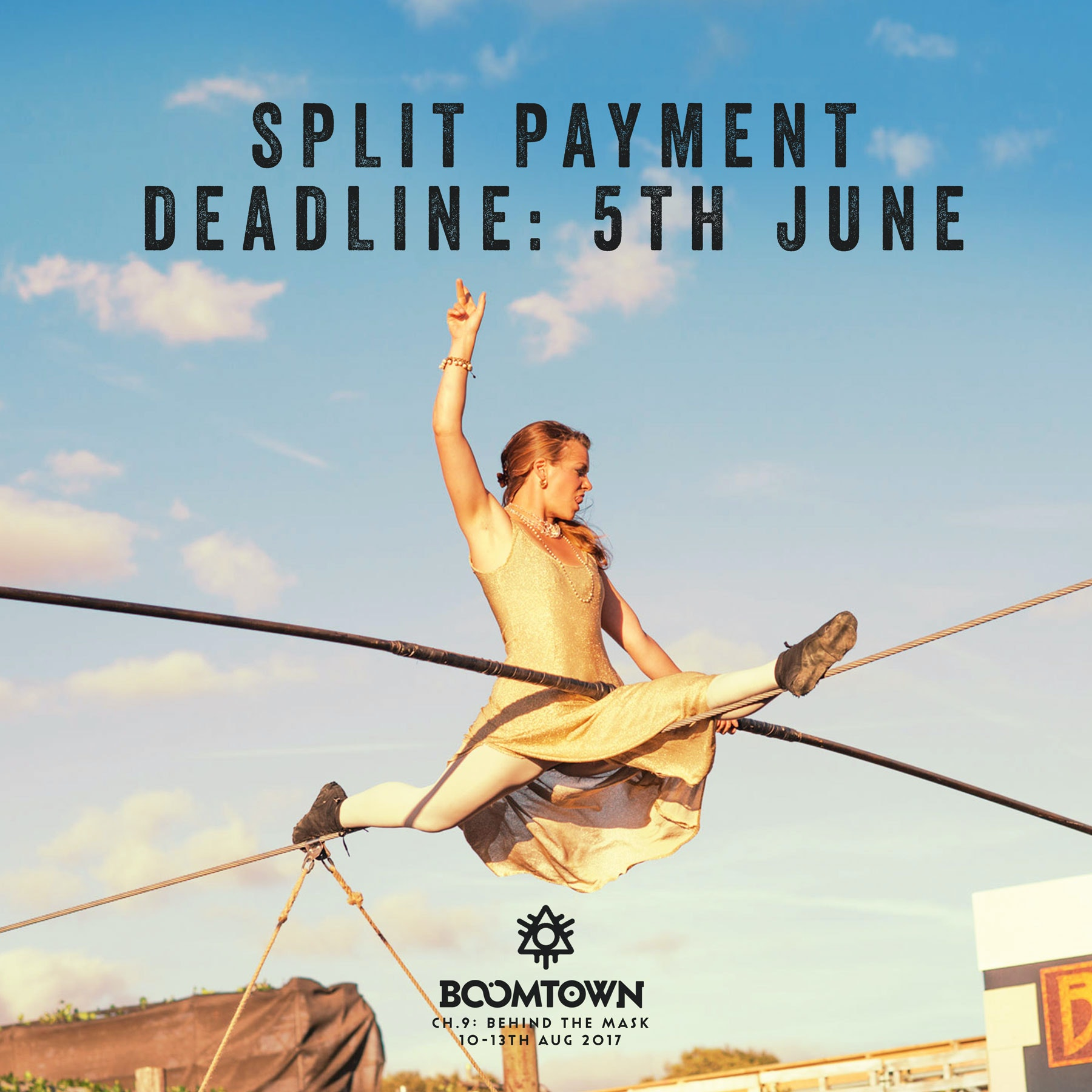 Split Payment Deadline!