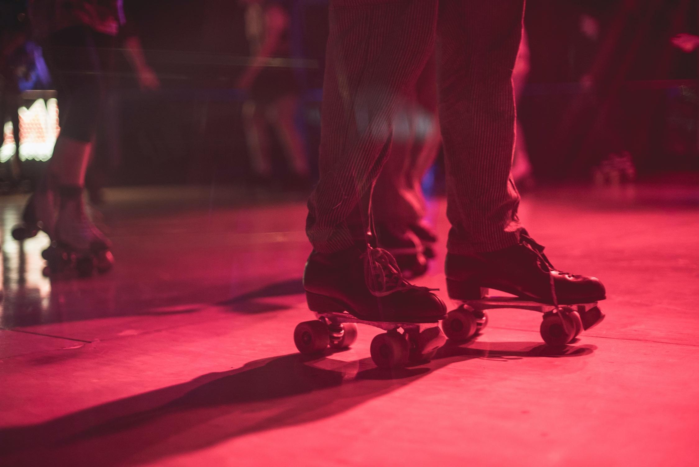 Bump Rollerdisco