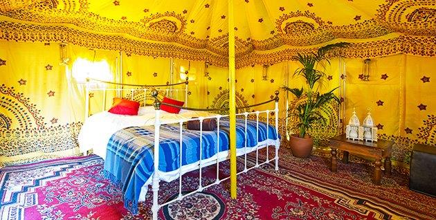 Bedouin Tents (sleeps 2 - 4) & Bedouin Tents (sleeps 2 - 4) | Boomtown Chapter 10 - The machine ...