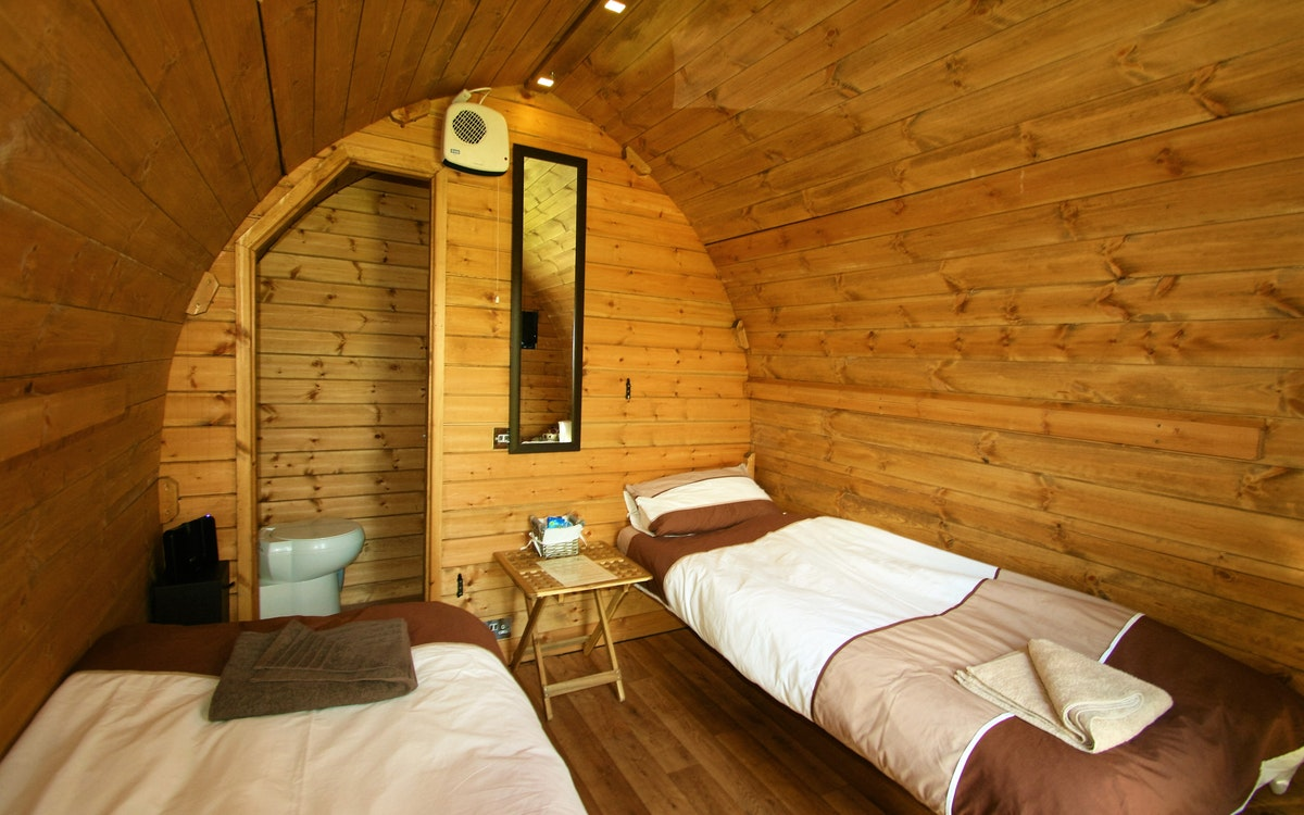 Suitehuts (sleeps 2)