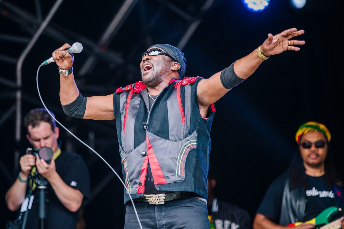 Toots & The Maytals: Live Video