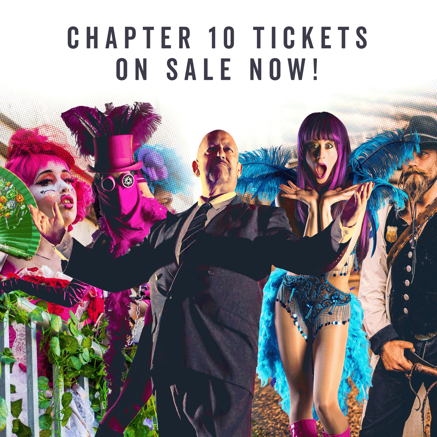 Boomtown Chapter 10 Tickets On Sale 2018