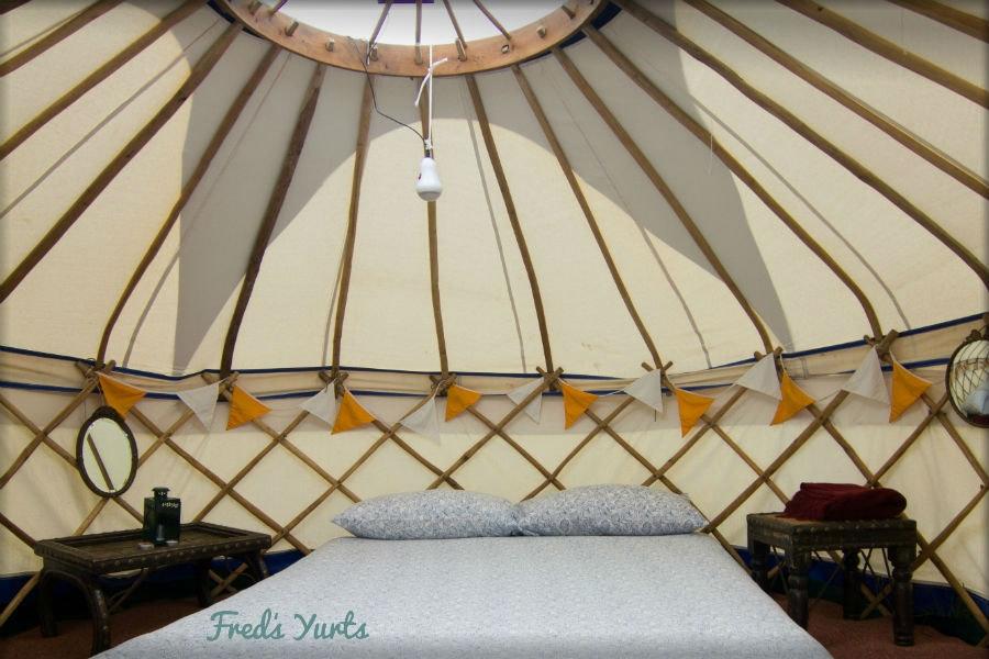Snug Yurts (sleeps 2)