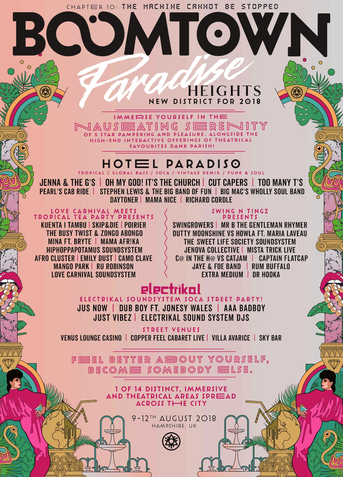 District Announcement: Paradise Heights