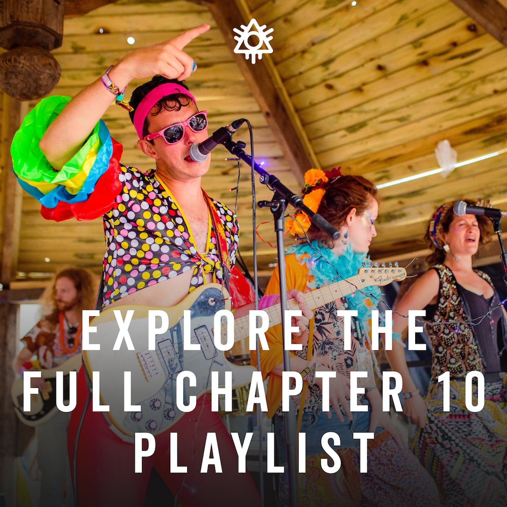 Listen to the full Boomtown Chapter 10 Playlist