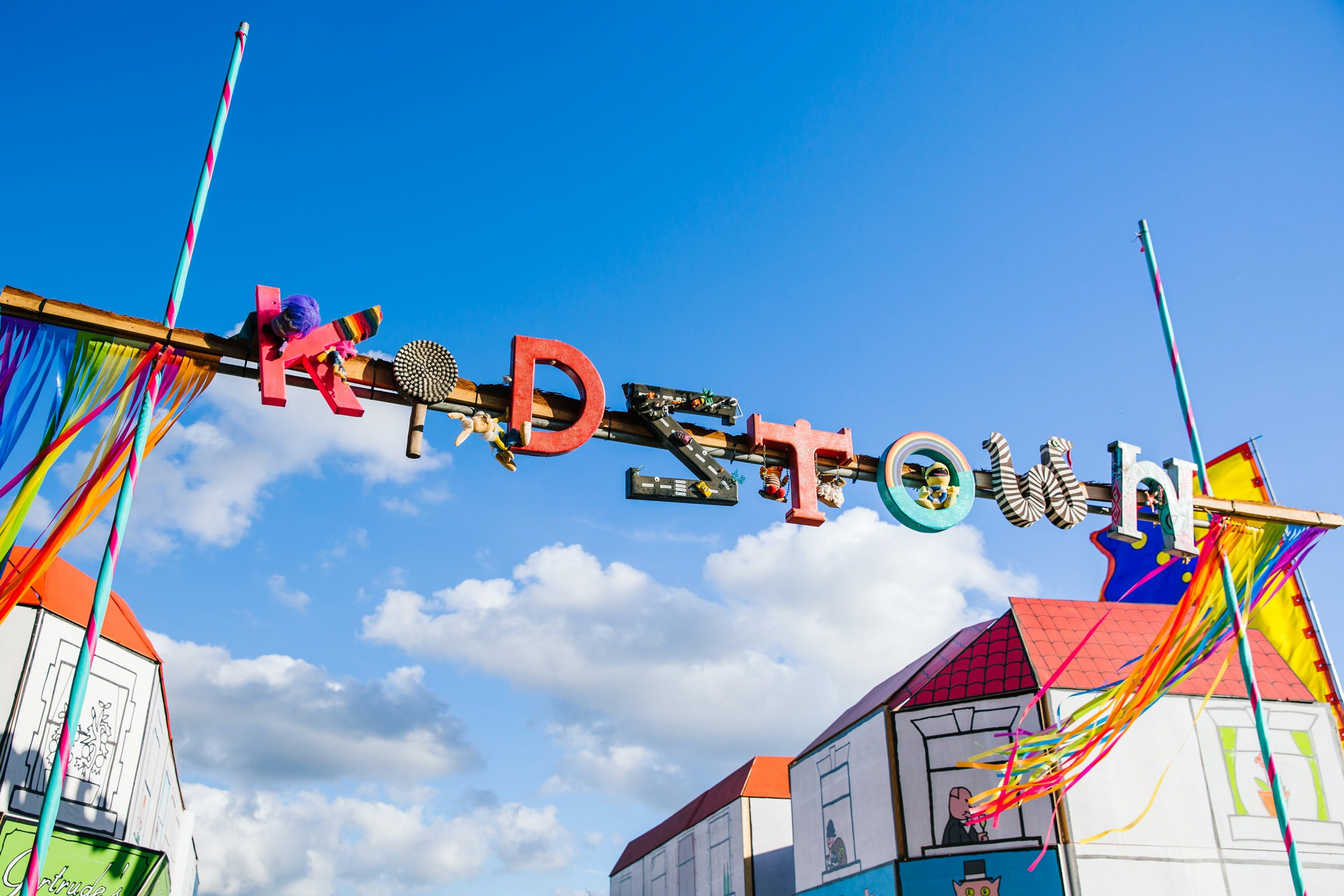 Kidztown Street Venues