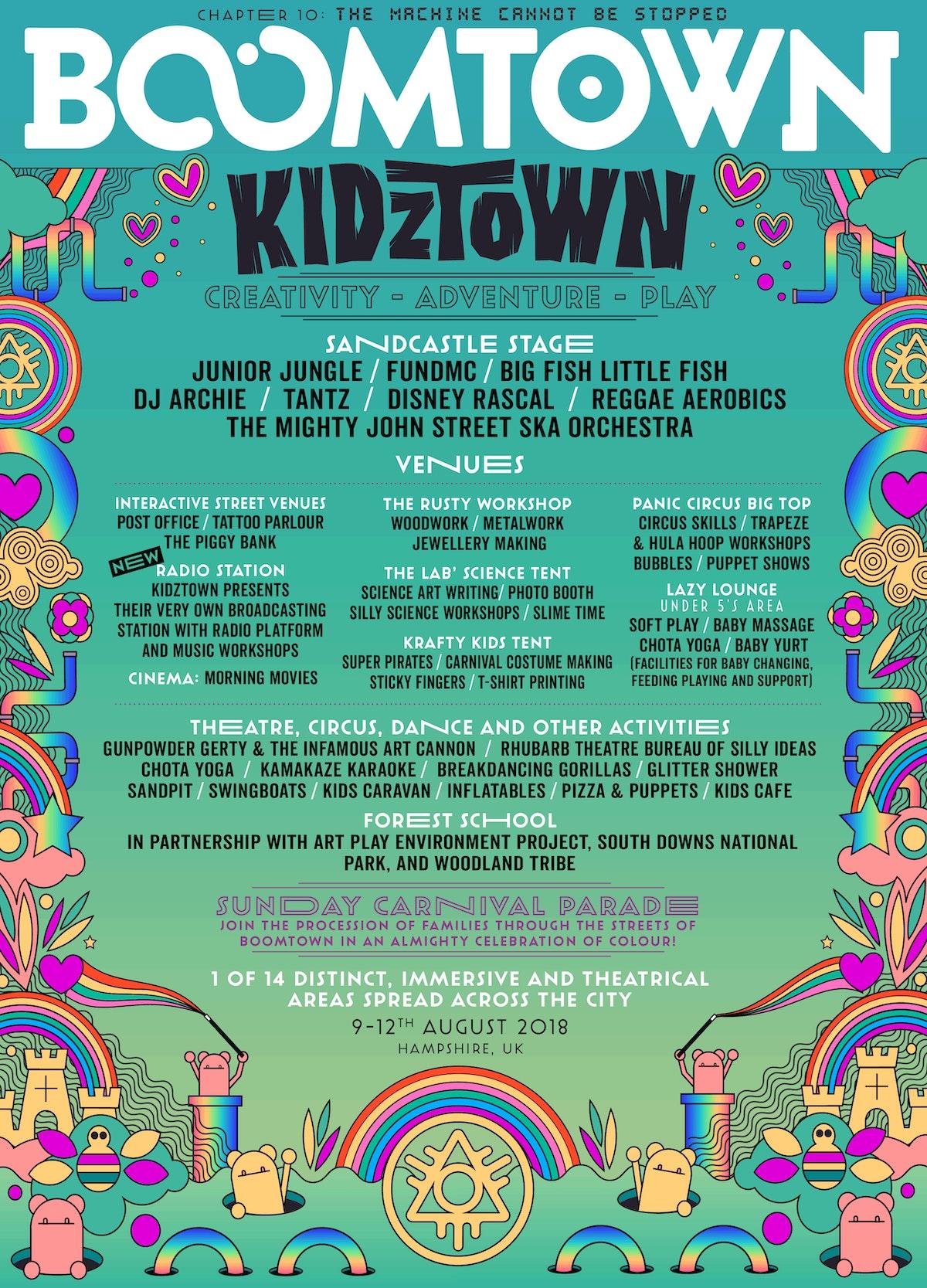 548f7e7e8b686 District Announcement: Kidztown | Boomtown Chapter 11 - A Radical ...