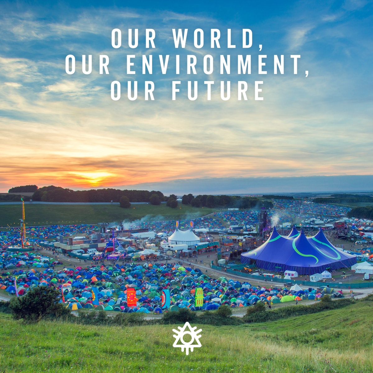Our World, Our Environment, Our Future
