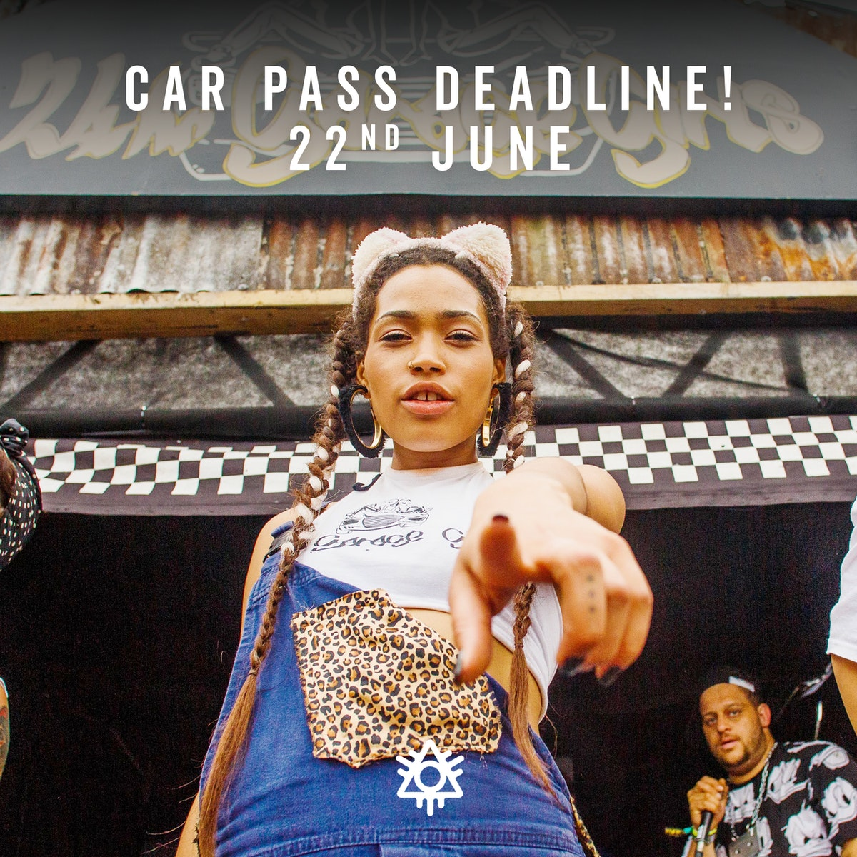 Car Pass Deadline: 22nd June!!!