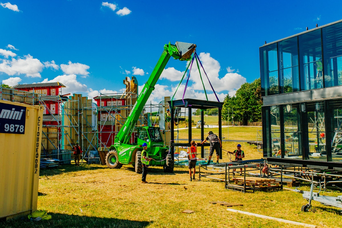 Building Boomtown CH10...