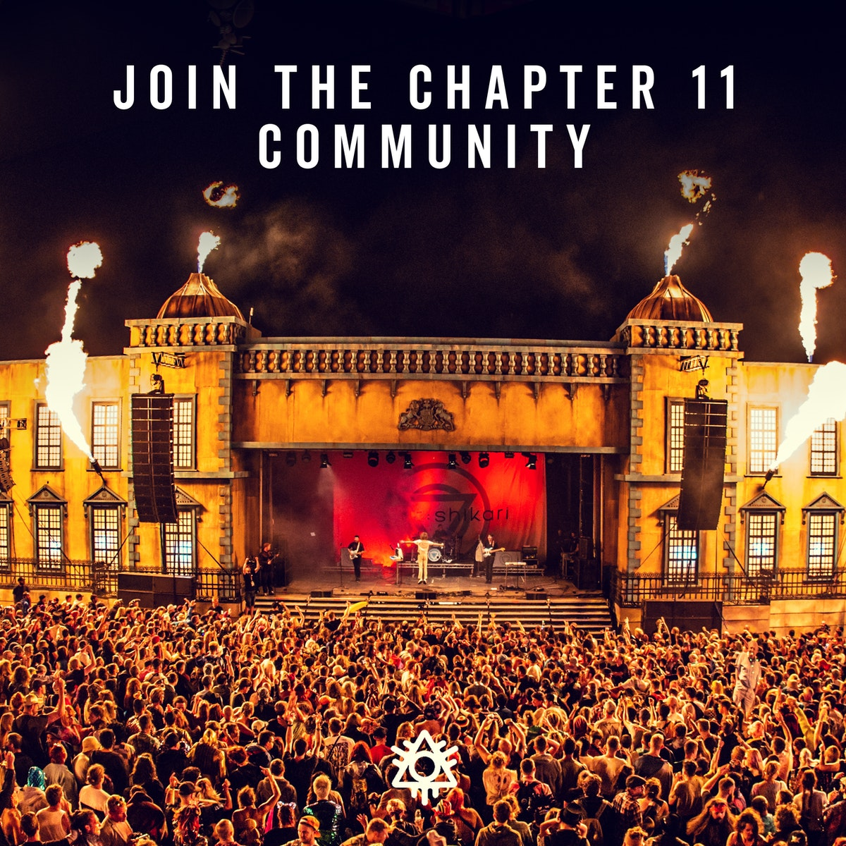Join the Chapter 11 Community...