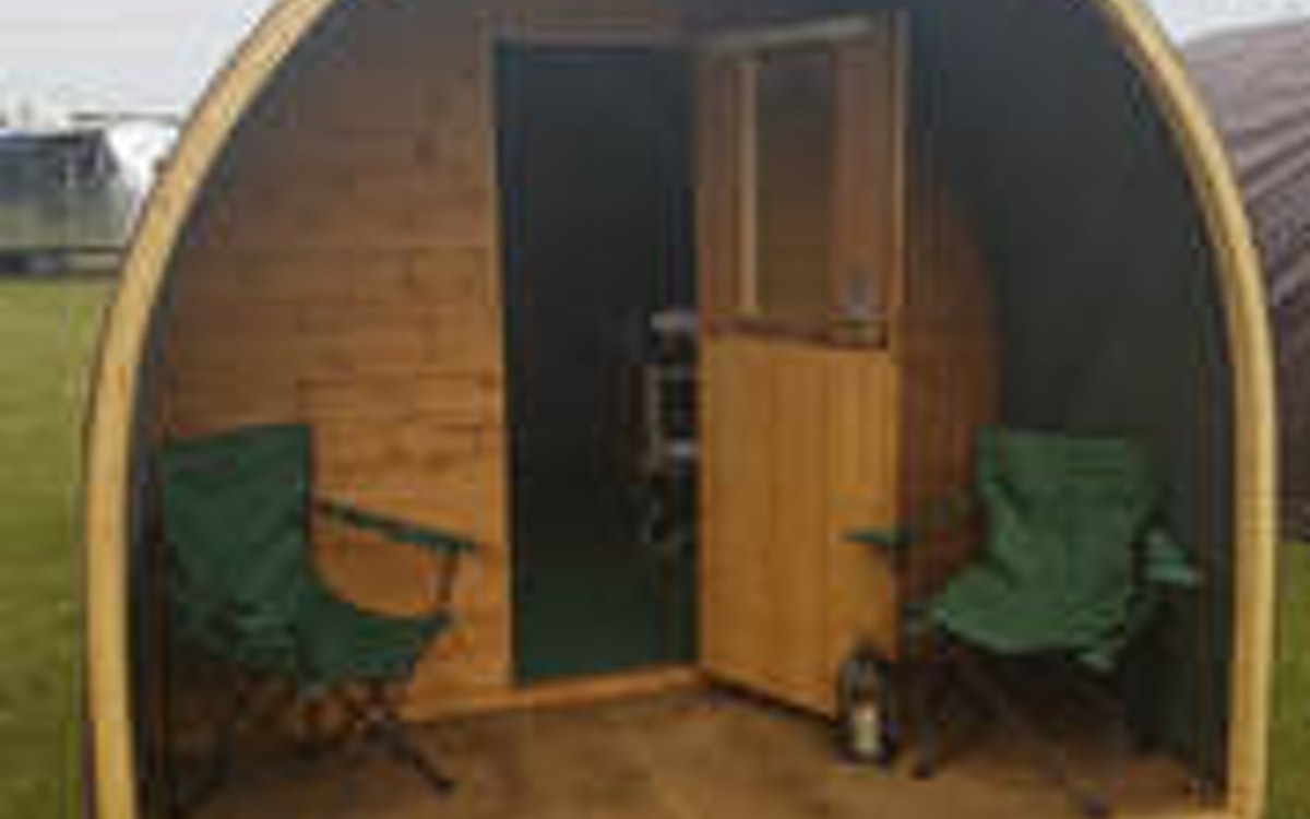 Safarihuts (sleeps 4)