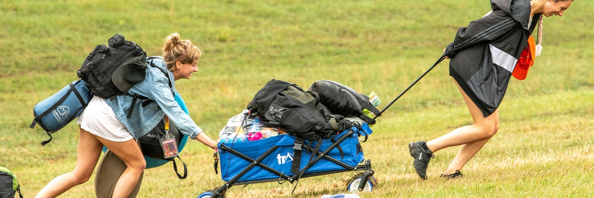 Campsite Waste