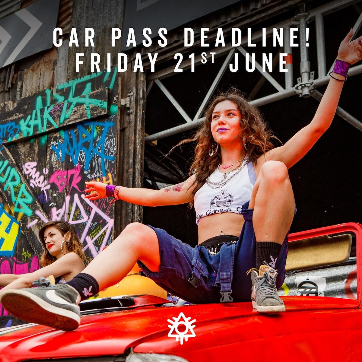 Car Pass Update