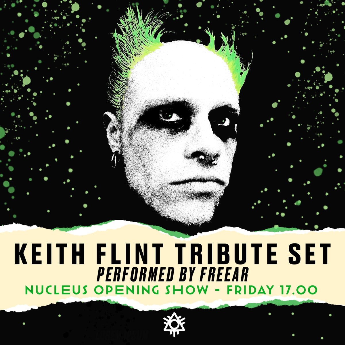 Keith Flint Tribute Set