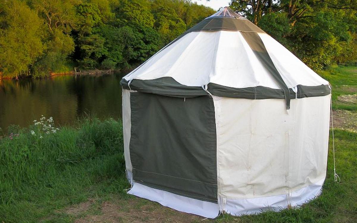 Comfort Snug Yurt (sleeps 2)