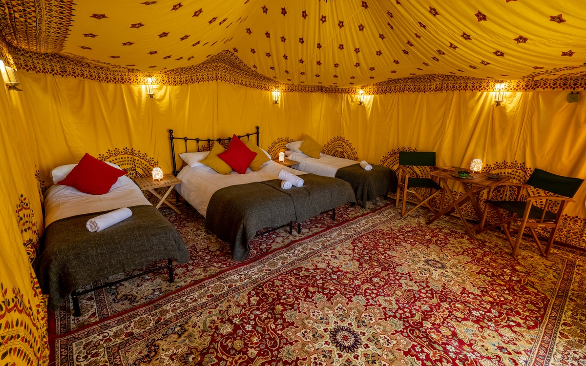 Bedouin Tents (sleeps 2 - 4)