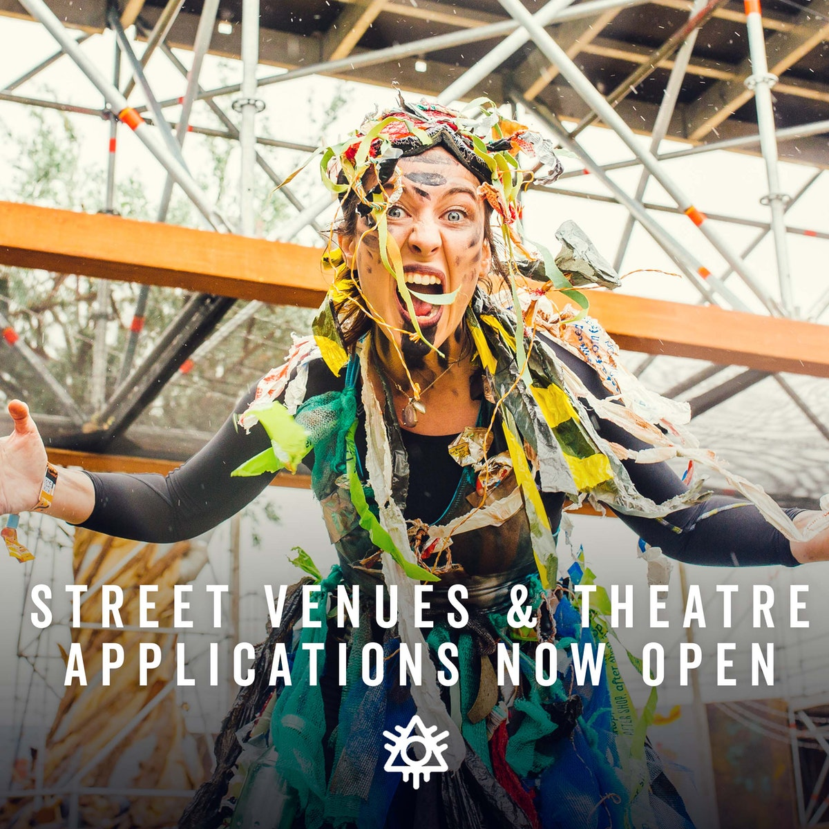 Street Venue Applications for Chapter 12 are now open! 🎭