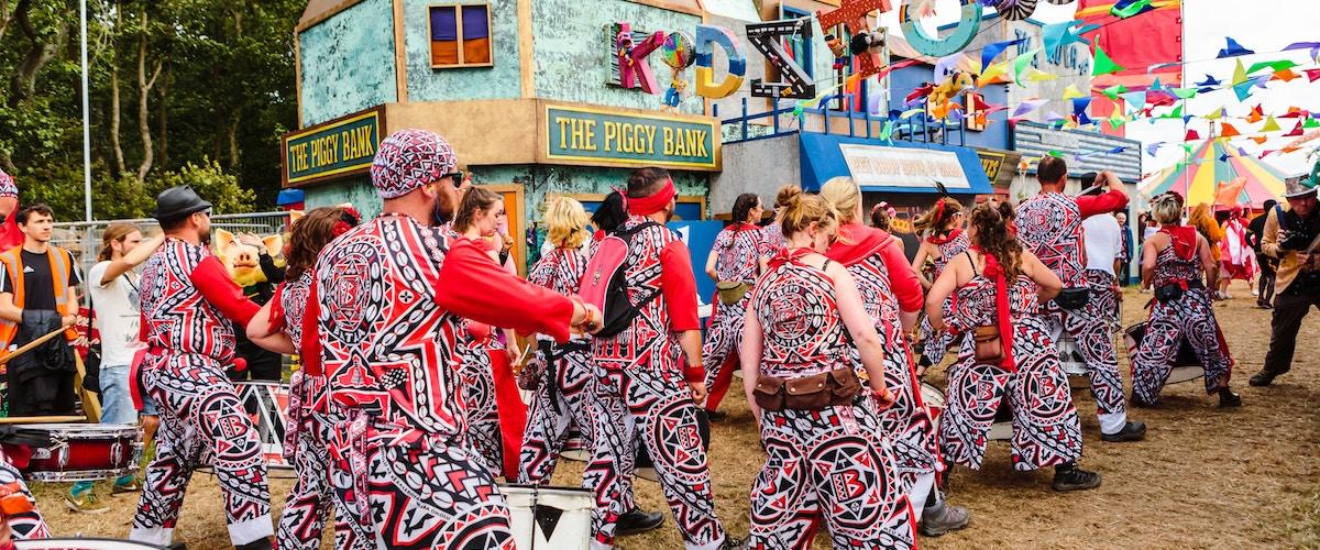 Sunday Carnival Parade