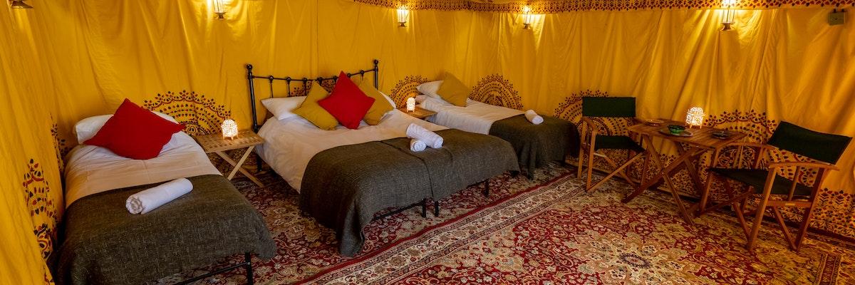 Bedouin Tents (sleeps 2 - 4)