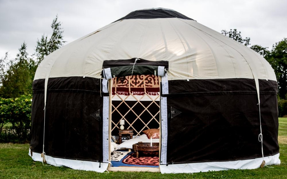 Minimal Fuss Yurts (sleeps 3-6)