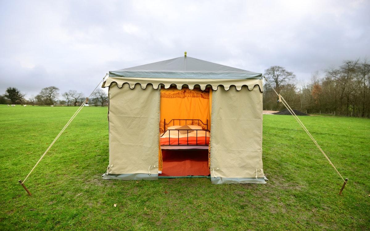 Mini Bedouin Tent (sleeps 2)